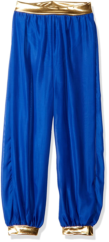 Forum Novelties Belly Dancer Harem Pants Adult Costume (bluee)Standard