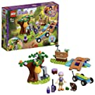 LEGO 41363 Friends Mia's Forest Adventure Building Set, Mia mini-doll and Animal figures, Forest Toys for Kids