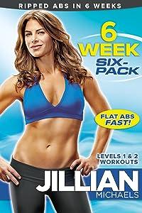 Jillian Michaels 6 Week Six Pack product image