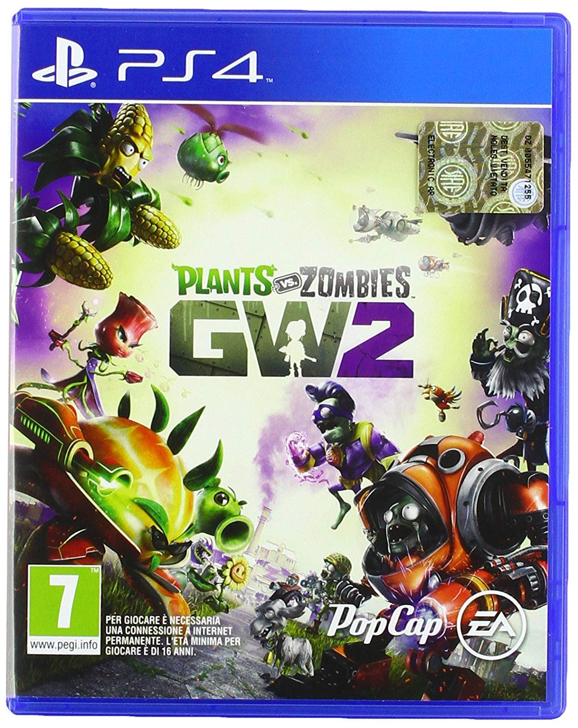 Plants Vs Zombies Gw2: Amazon.es: Videojuegos