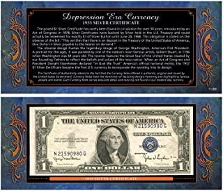 product image for Depression Era Currency