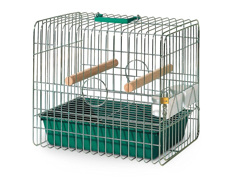 SAVIC jaula de viaje de coco: Amazon.es: Productos para mascotas