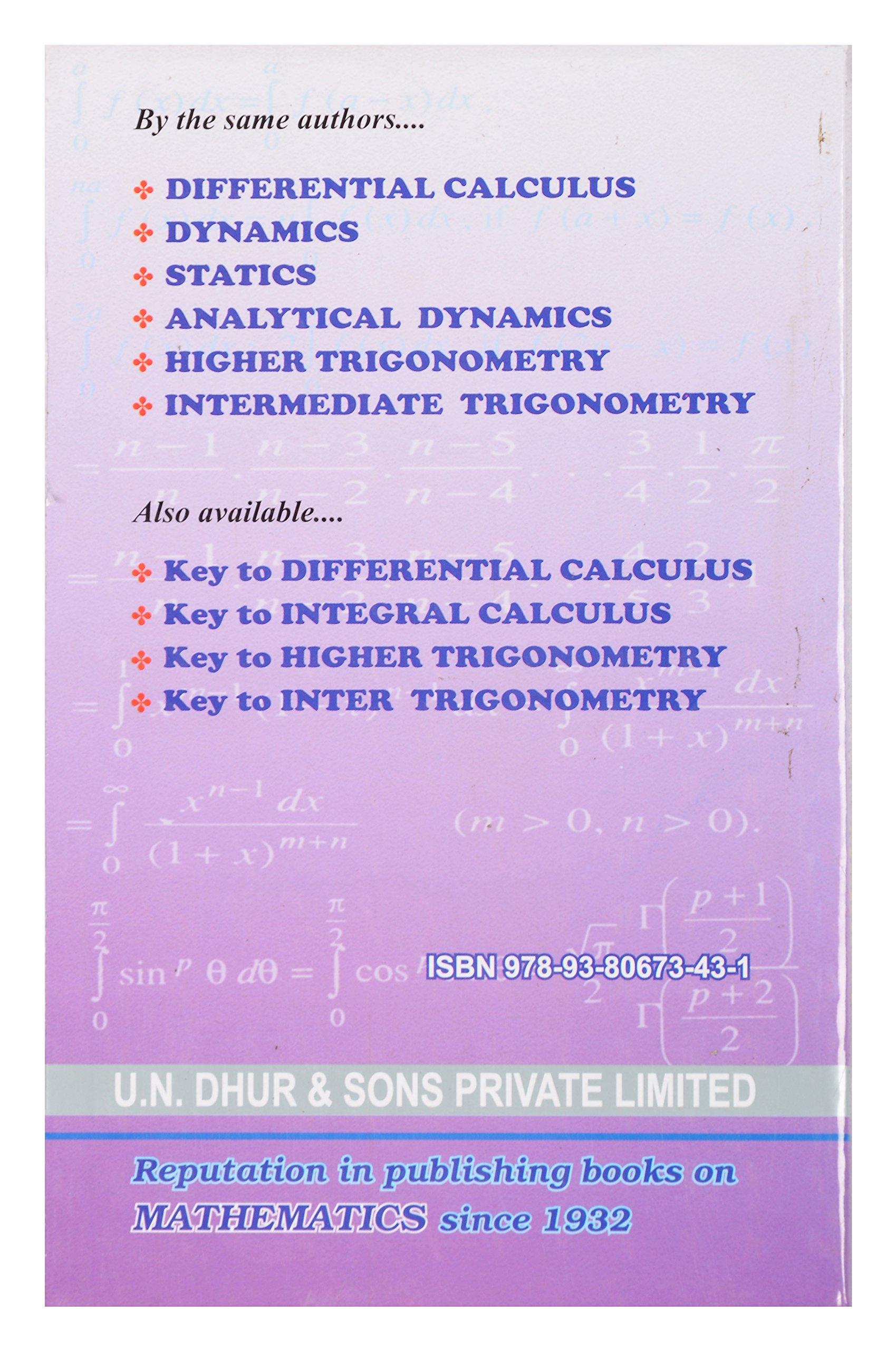 Pdf das differential calculus mukherjee