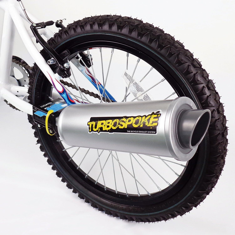 Fahrrad Auspuff mit Sound