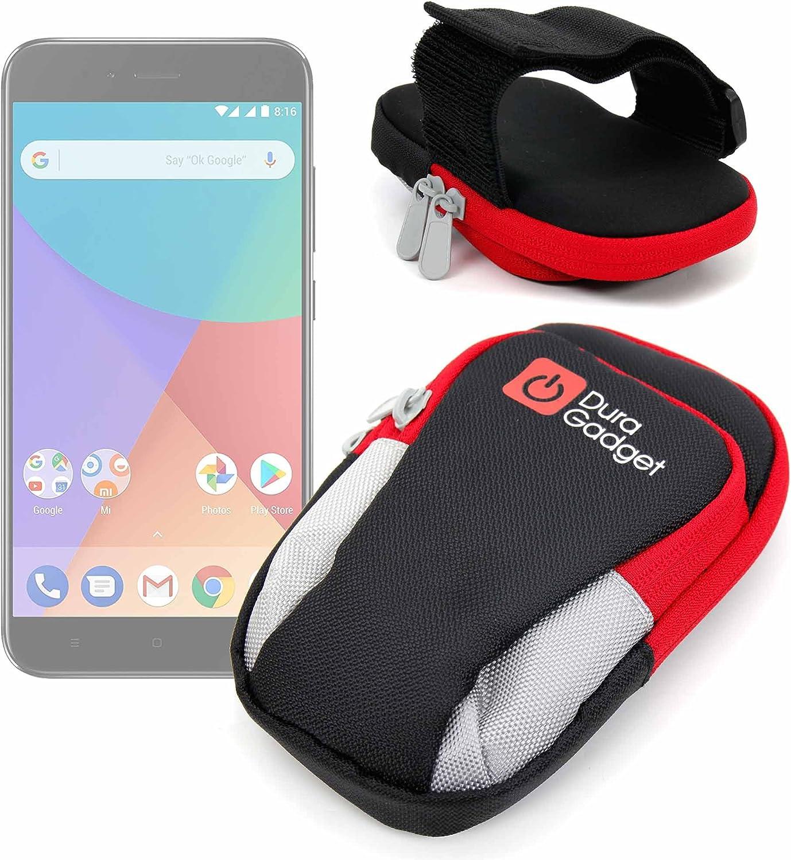 DURAGADGET Brazalete Deportivo para Smartphone Xiaomi Mi A1 ...