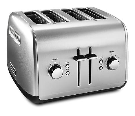 Amazon.com: KitchenAid - Tostadora con palanca de elevación ...