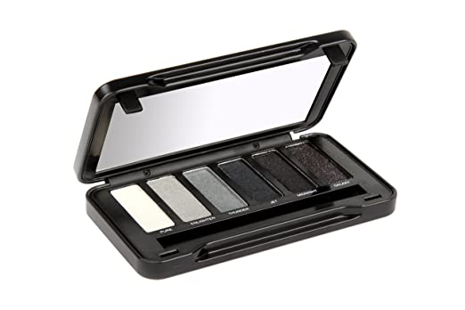 Amazon.com: BYS On-The-Go - Paleta de sombras de ojos, seis ...