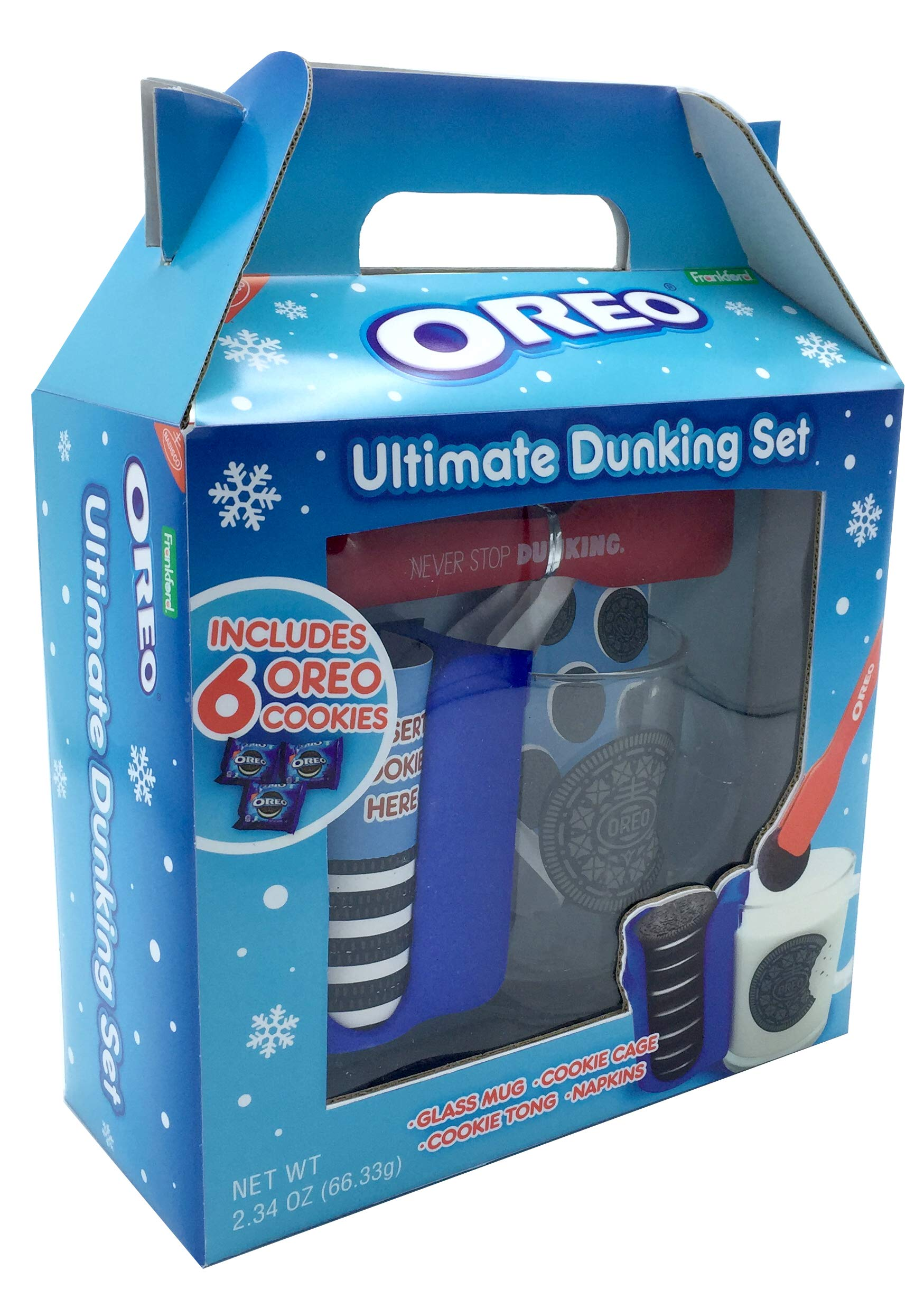 Frankford Candy Company Oreo Dunk Set Single, 2.33 Ounce