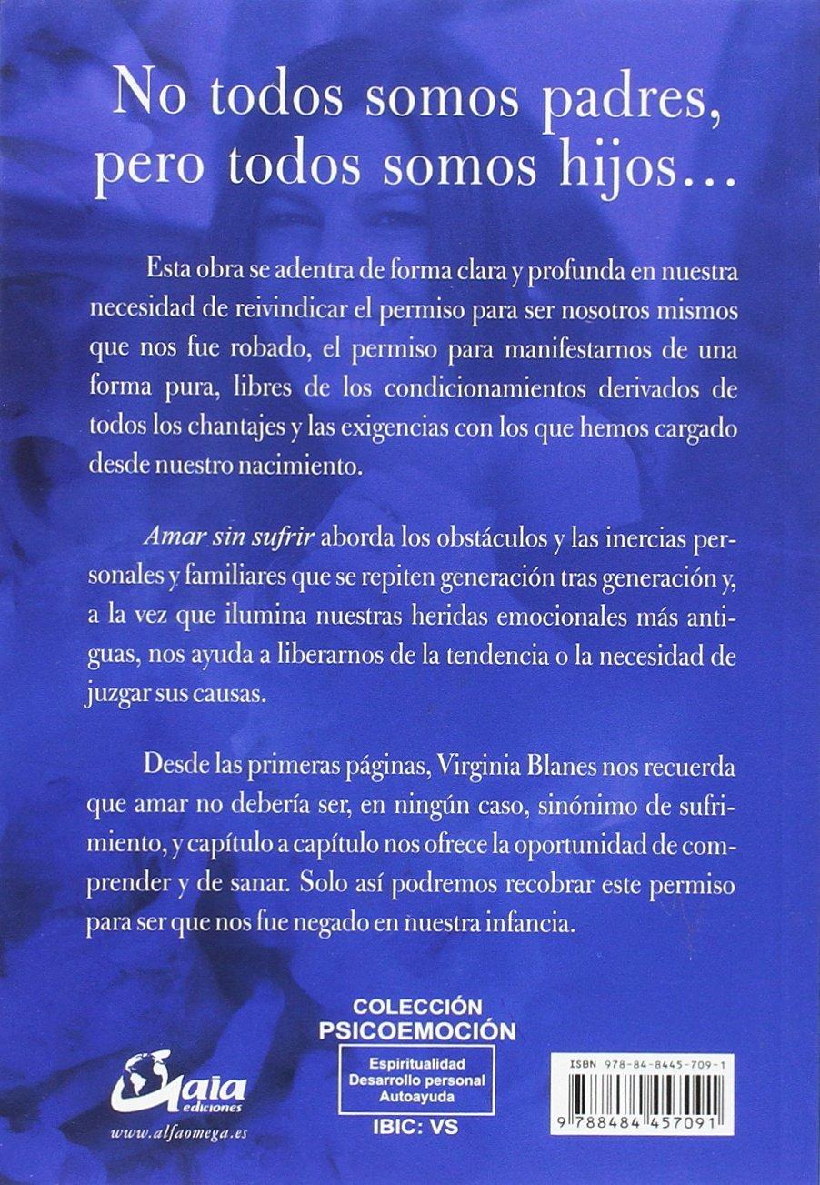 El libro de los hijos (Psicoemoción): Amazon.es: Virginia Blanes Aragón: Libros