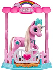 Pets Alive Doll My Magical Unicorn & Stable Assorted