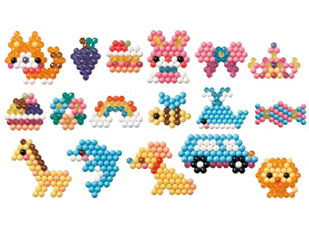 Amazoncom Aquabeads Beginners Studio Toys Games - Aquabeads templates