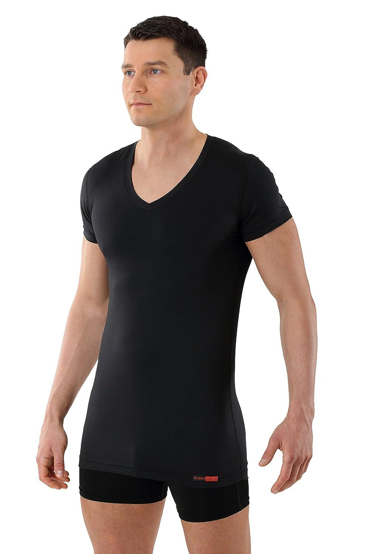 ALBERT KREUZ Camiseta Interior Invisible para Mujer, sin