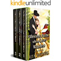 Western Paths Where Love Wanders: A Historical Western Romance Collection