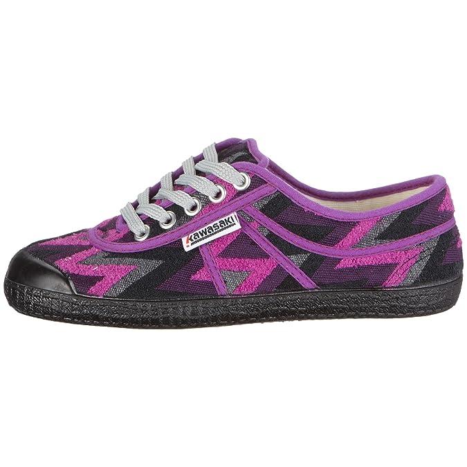 Kawasaki K23CFT0560 Inca purple Unisex - Erwachsene Sneaker: Amazon.de:  Schuhe & Handtaschen