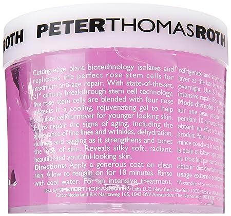 Amazon.com: Peter Thomas Roth - Máscara de gel de bio ...