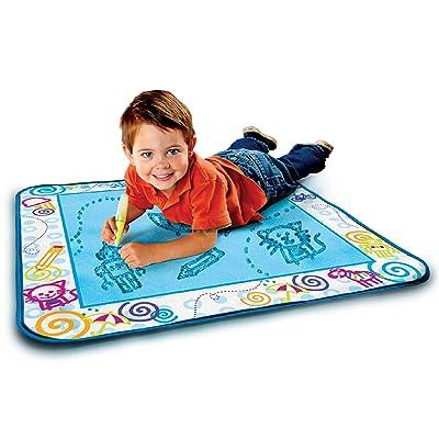 AquaDoodle T Draw N Doodle Metallic Mat NEN: Toys & Games