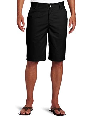 Lee Uniforms Men's Flat-Front Short at Amazon Men's Clothing store ...