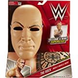 "WWE 02217""El rock Basic disfraz"