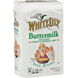 White Lily Buttermilk Self-Rising Cornmeal - 5 lbs. - 2Pack
