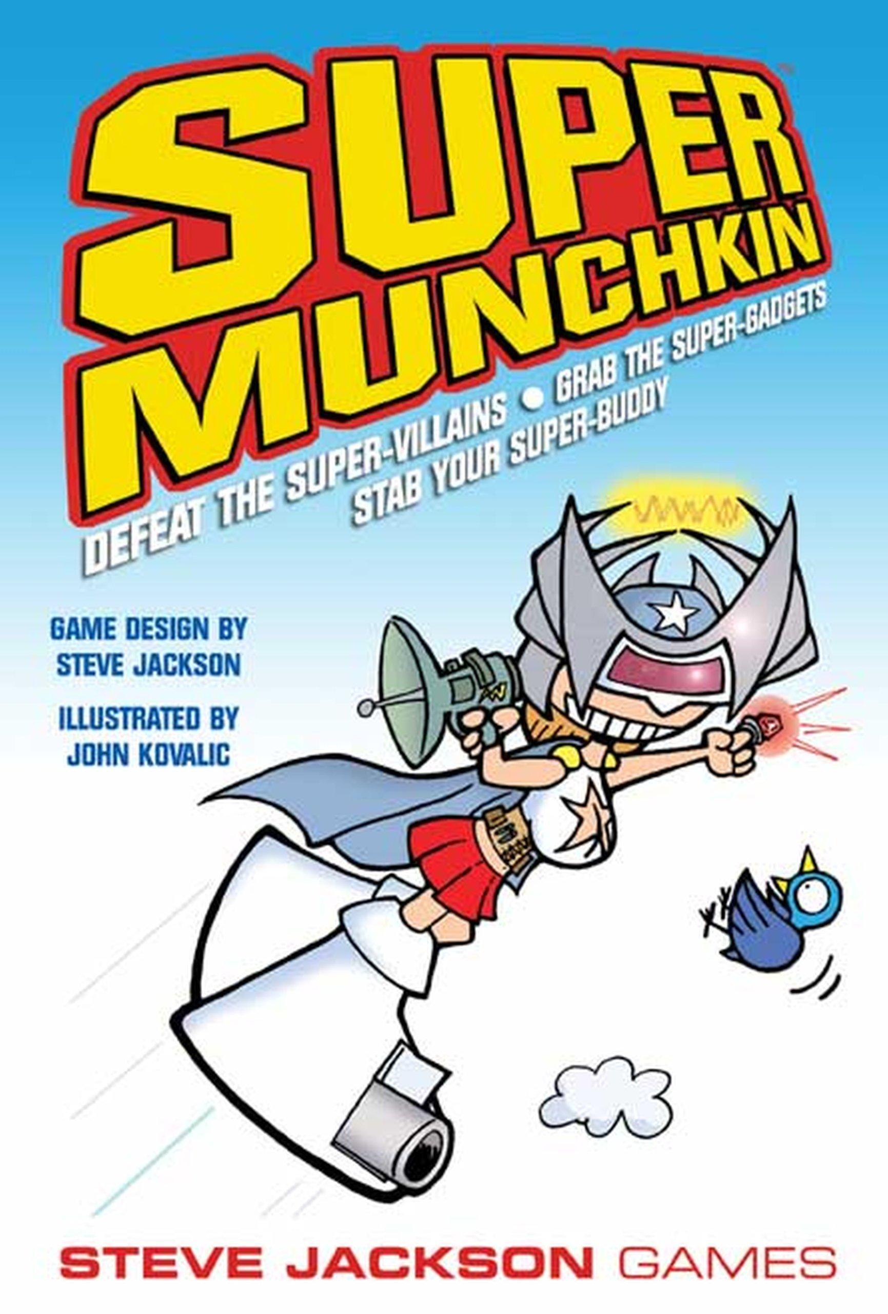 Super Munchkin: Amazon.es: Munchkin, Steve Jackson Games ...