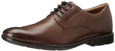 99c7ff68 Clarks Men's Gosworth Walk Leather Formal Shoes