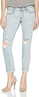 product image for James Jeans Women's Neo Beau Slim Fit Boyfriend Jean in Crossroads
