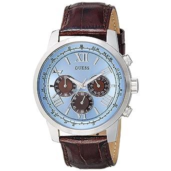 846032244 GUESS - Watch GUESS MEN HORIZON W0380G6: Amazon.co.uk: Watches