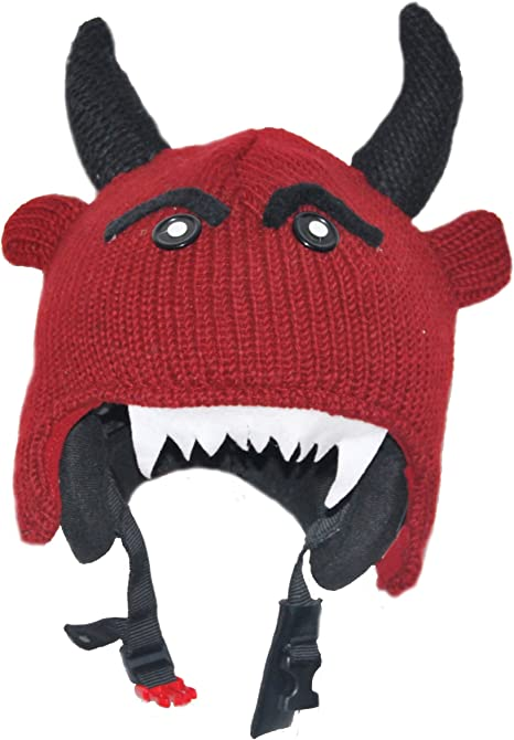 Ski Helmet Cover Hell Boy 15 different animals available