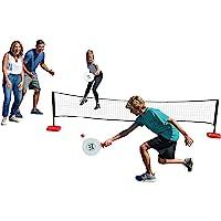 Wicked Big Sports - Juego de Pelotas de Ping Pong y pepinillos para Exteriores