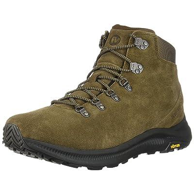 Merrell Ontario Suede Mid Boot - Men's | Hiking Boots