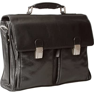 Hideonline Men's Italian Laptop Briefcase