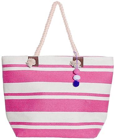 Amazon.com: Bolsa de playa por Pier 17 – Bolsa de playa con ...