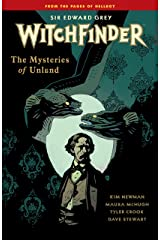 Witchfinder Volume 3 The Mysteries of Unland Paperback