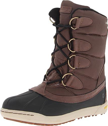Hi-Tec Women's Talia Shell 200 Waterproof Snow Boot,Chocolate,11 ...