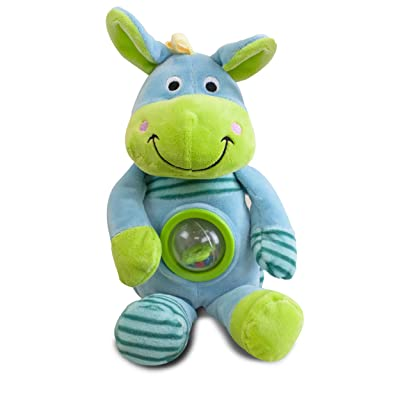 Gitzy 9 inch Wattle Animals in Blue: Office Products