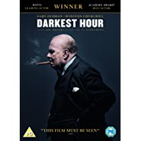 Darkest Hour [DVD + Digital Download] [2017]