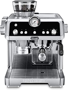 De'Longhi Sensor Grinder And Advanced System Commercial Espresso Machine