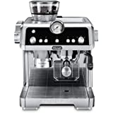 De'Longhi La Specialista Espresso Machine with Sensor Grinder, Dual Heating System, Advanced Latte System & Hot Water Spout f