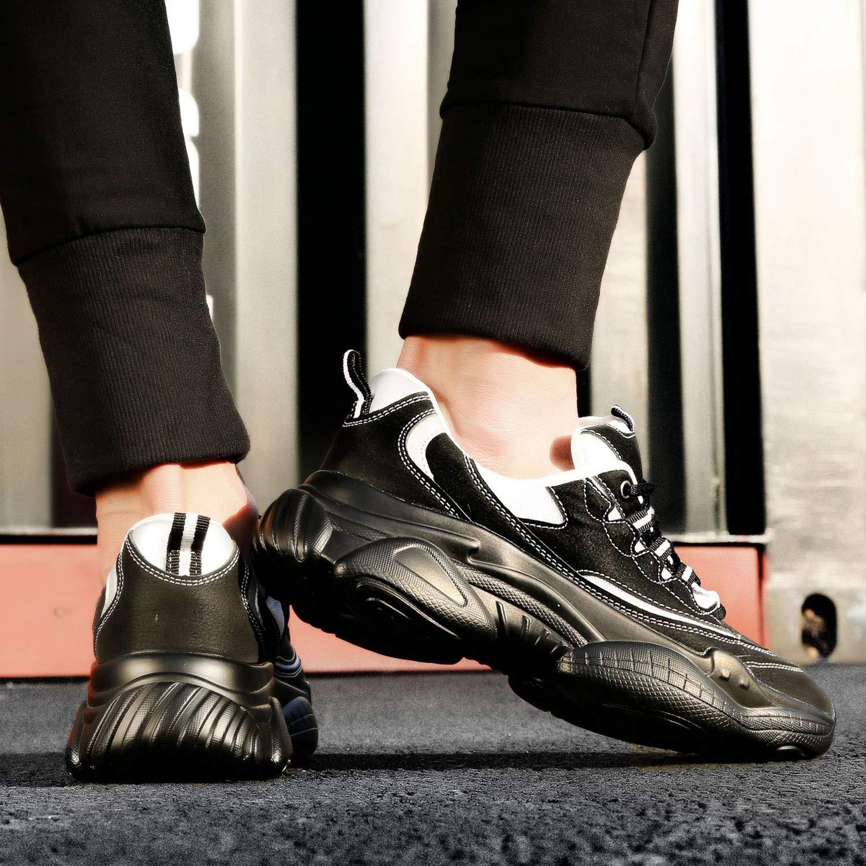 YAN Damen-Turnschuhe Neue Frühlingssportschuhe Shallow Mouth Low-Top Casual Casual Casual schuhe Athletic Schuhe Training Schuhe Weiß schwarz schwarz 37 4396e6