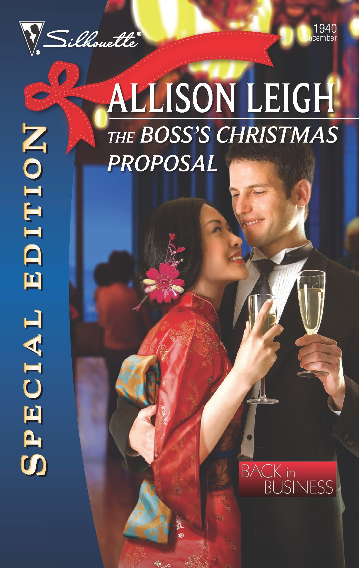 Download The Boss's Christmas Proposal (Back In Business) ebook