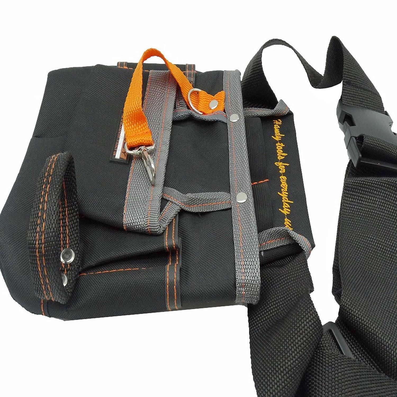 Bolsa para herramientas Suyizn Oxford ZK44 de 8 bolsillos para  electricista 889160a0ee6c