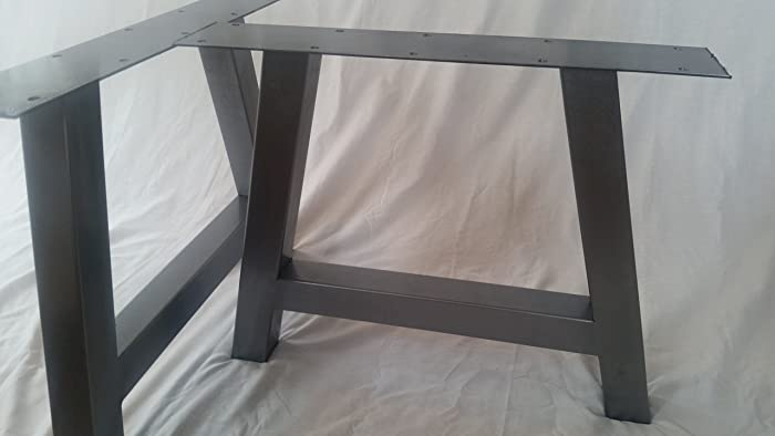 metal table legs a frame - Metal Table Frame