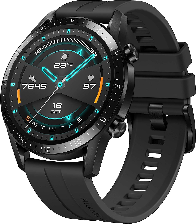Huawei Watch Gt 2 Smartwatch Matte Black Elektronik