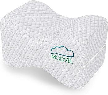 Modvel Orthopedic Memory Foam Knee Pillow