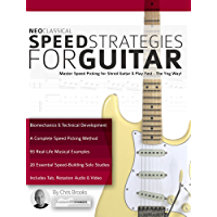 Neoclassical Speed Strategies for Guitar: Master Speed Picking for Shred Guitar & Play Fast - The Yng Way! (Neoclassical… book cover
