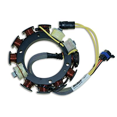 CDI Electronics 173-4981 Johnson/Evinrude Stator - 6 Cyl. 35 Amp (1991-2006): Automotive [5Bkhe2013429]