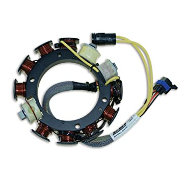 CDI Electronics 173-4981 Johnson/Evinrude Stator - 6 Cyl  35 Amp (1991-2006)