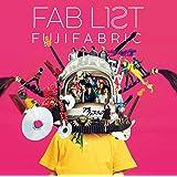 【Amazon.co.jp限定】FAB LIST 2 (初回生産限定盤) (特製ステッカー付)