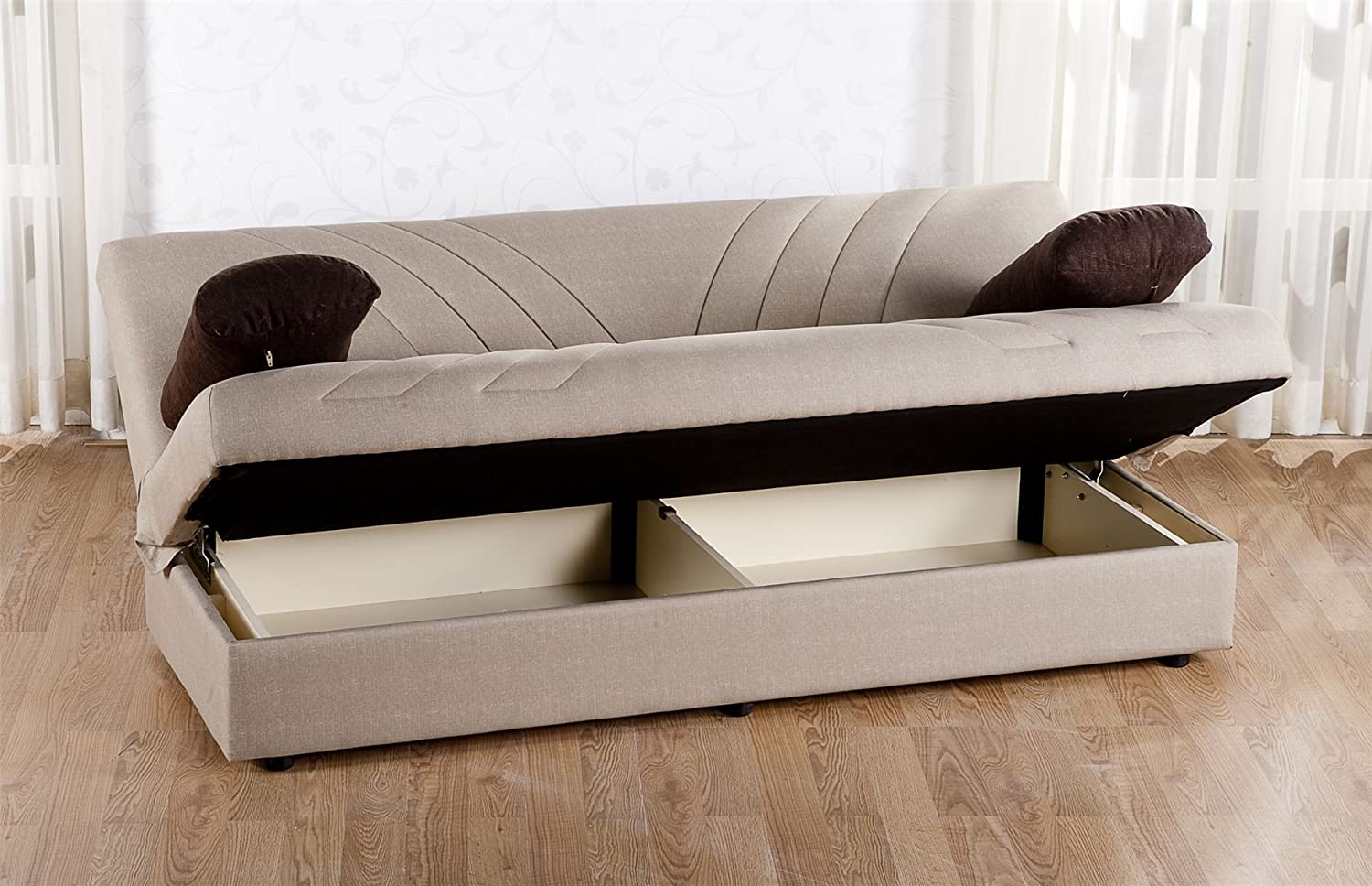 Max 3 Seat Sleeper - Naturale Cream