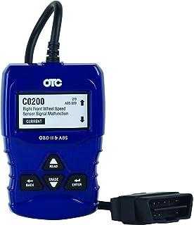 Amazoncom Otc 3111pro Trilingual Scan Tool Obd Ii Can Abs And